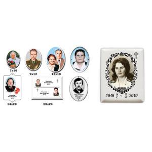 Печать фотографий на керамической плитке в Подольске цена