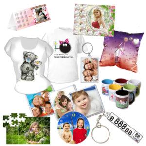 Сувениры с фото в Подольске цена
