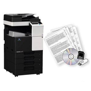 Ксерокопии и распечатка документов в Подольске цена