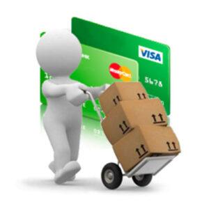 Оплата и доставка заказов